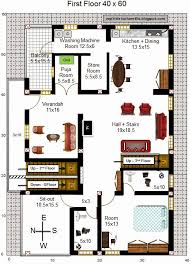 32 x 40 home plans unique 30 x 60 house plans north facing home deco plans