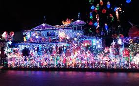 Best Christmas Lights Ever The Best Christmas Lights In Every State Best Christmas
