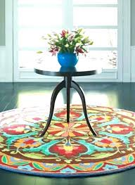 outdoor rug round circular outdoor rugs 6 foot round rugs round area rugs colored 7 ft