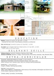 John Mcnally Part Ii Architectural Assistant Cv