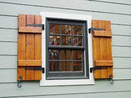 window shutters exterior. Fine Shutters Exterior Wood Shutters  Decorative Provide Privacy U0026 Safety For Window C