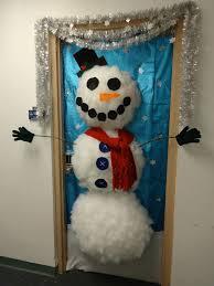 christmas office door. Pinterest Christmas Door Decorating Ideas (13) Office 7