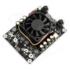 2 x 100w class d audio amplifier board tda7498 black