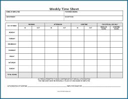 Printable Weekly Time Cards Weekly Time Cards Printable 626