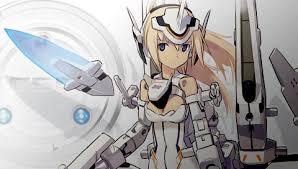 Busou Shinki หุ่นรบสาวโมเอะ ตอนที่ 1-12 + OVA จบ พากย์ไทย