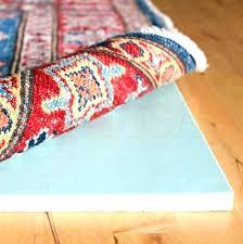 rug pads for hardwood floors area rug pad for hardwood floor stunning red blue patterned best