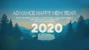 Images for whatsapp, facebook DP ... - Happy new new year 2020