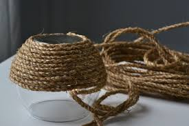 ... Wrapping Rope 8 Vase ...