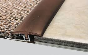 carpet joint strip. tile to carpet transition options - reducer strips joint strip