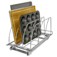 Cutting Board Cabinet Lynk Lynk Professionalr Roll Out Cutting Board Bakeware And Tray