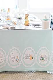 Peter Rabbit Tablecloth Best Of Kara S Party Ideas Spring Easter Party With  .