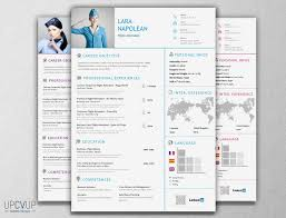 Flight Attendant Resume Template Free Resume Example And Writing