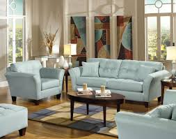blue living room furniture ideas. wonderful room light blue leather sofa set for elegant living room interior decorating  ideas with wooden coffee table on furniture