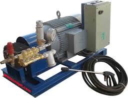 Pressurejet Manufacturer Of High Pressure Hydro Test Pump