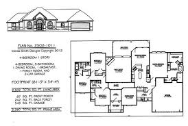 1 story house plans. 4 Bedroom One Story House Plans Cute With Photos Of Decoration New In Ideas 1