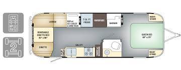 airstream floor plans.  Plans Airstream Floor Plans Floorplan Tommy Bahama Travel Trailer Fresh  Plan Inside S