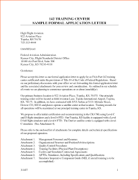 formal letter example best ideas of formal letter example application for a job for your
