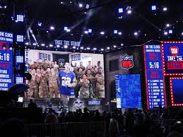 Nyg Depth Chart 2013 Nfl Draft Order Giants Have No 3 Pick Here Are Three