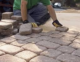 patio pavers lowes. Plain Pavers Laying Patio Block With Pavers Lowes