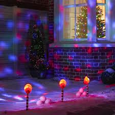 Led Christmas Light Sticks Three Christmas Kaleidoscope Led Light Sticks