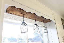 Diy pendant lighting Mason Jar Pendant Lights Above Sink Twofeetfirst Diy Pendant Light
