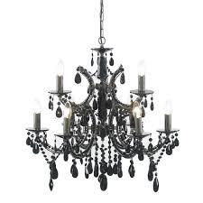 black crystal chandelier black crystal chandelier ideas