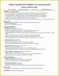 Skills Examples For Resume Unique Example Resume Skills Lovely Skill