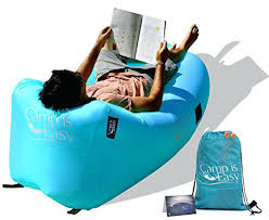intex inflatable lounge chair. Inflatable Lounge Chair Air Lounger Sofa Bed With Special Headrest Intex .