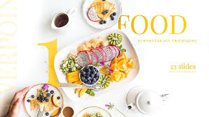 Free Food Powerpoint Templates The 20 Best Free Powerpoint Templates For Creatives 2019