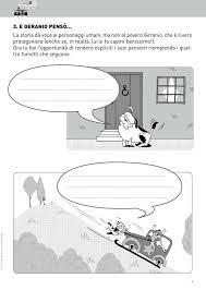 Testo Narrativo Scuola Primaria E Sequenze Narrative Schede Pdf Da