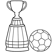 Soccer Coloring Page Christiano Ronaldo Playing Soccer Coloring