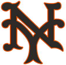 New York Giants Primary Logo - National League (NL) - Chris ...