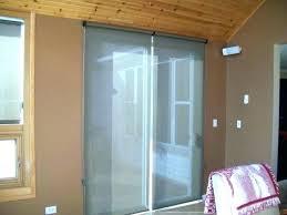 patio door roller shades sliding door roller shades best sliding glass door window treatments images on