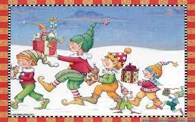 Christmas Elf wallpapers - Crazy ...