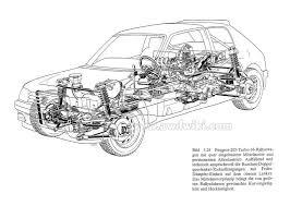 peugeot 205 t16 evolution 2 group b (1985) racing cars Peugeot Transmission ZF peugeot 205 turbo 16_x jpg