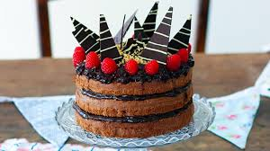 Birthday Chocolate Cake Recipe Bbc Food