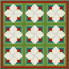 Log Cabin Quilt Pattern Log Cabin Quilt Block Pattern Log Cabin ... & log cabin quilt pattern log cabin quilt block pattern log cabin quilt block  log cabin quilt Adamdwight.com