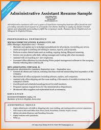 7 Example Of Resume Skills Inta Cf