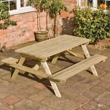 garden dining table with benches. garden furniture bench p9ysif6 dining table with benches