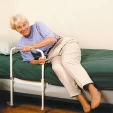 Bedding Excellent Bed Rails For Elderly Rail Bed Rails For