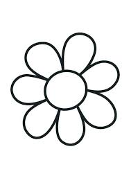 Spring Flowers Coloring Pages Spring Flowers Coloring Flower