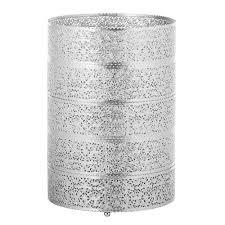 Villari Marbella Waste Bin Available In Silver And