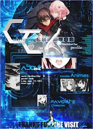 mal profile layouts mal profile layout for hitzschorcher guiltycrown by relic san on