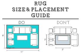 living room size rug rug size rug size area rug sizes guide awesome rug size and living room