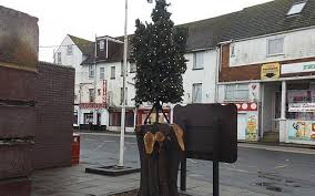 Is The Worst Christmas Tree Ever On Display In Pennsylvania  YouTubeWorst Christmas Tree