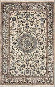 black and white persian area rug rugs pure wool wash hand knotted x 404f91c853