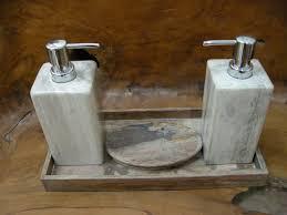 Wooden Bathroom Accessories Set Wood Bathroom Accessories Master Bathroom Ideas 45642 Wood