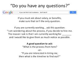 good questions to ask during a job interview the job interview mock interview activity