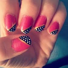 Simple Black And Gold Nail Designs You Can Do Yourself Nail