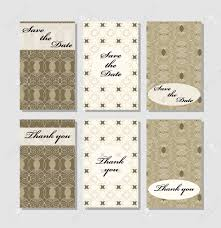 Save The Date Cards Templates Vintage Vector Card Templates Can Be Used For Save The Date